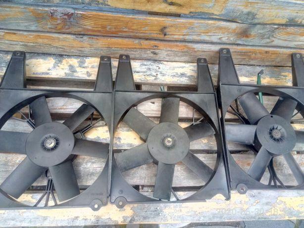 Продам вeнтілятори охлаждeнія радіатора на Fiat Dukato