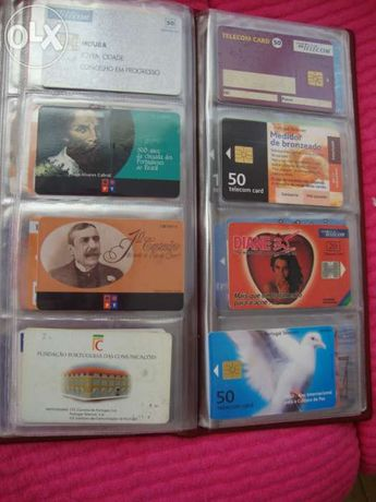 Credifones de coleção