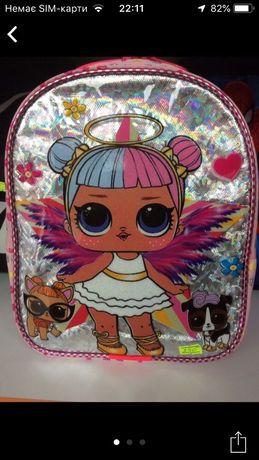 Рюкзачок для дівчинки LOL