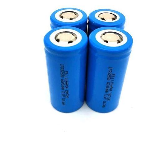 Аккумулятор Lifepo4 6000mAh 32650