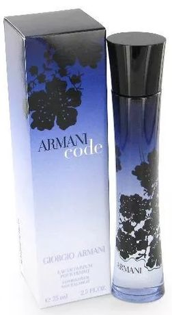 Giorgio Armani Code for Women. Perfumy damskie. EDP 75 ml. KUP TERAZ!