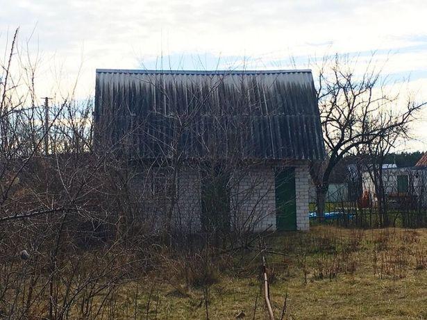 Продам дачный участок с домом п.Обуховка( Кировское)