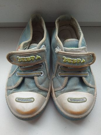 Мокасины, кеды, парусиновые туфли на мальчика, стелька 18см
