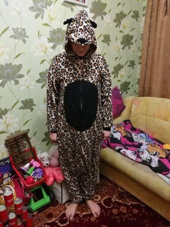 Новогодний костюм Леопард 180