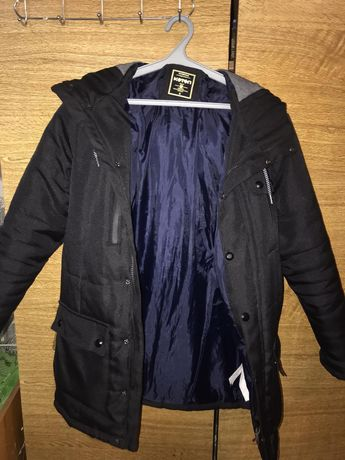 Стильная теплая куртка