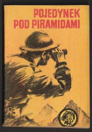 Żółty tygrys - Pojedynek pod piramidami - Sławomir Klimkiewicz - 1977