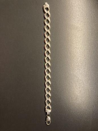 Bransoletka srebrna 925 , 48 gram