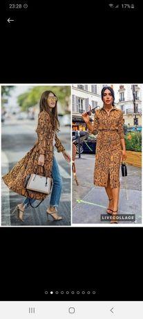 Платье zara новое xl