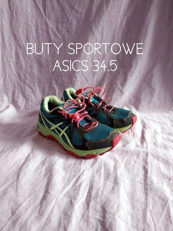 Buty sportowe do biegania Asics 34.5 Gel Stormplay