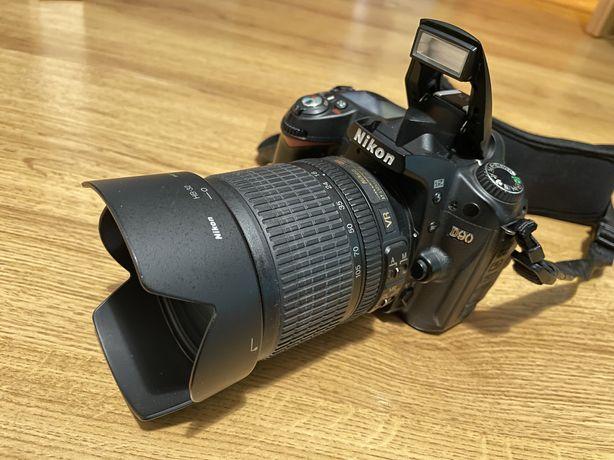 NIKON D90 + NIKKOR AF-S DX 18-105 MM F/3.5-5.6 VR