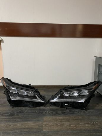 Фары Lexus RX 2017-2020