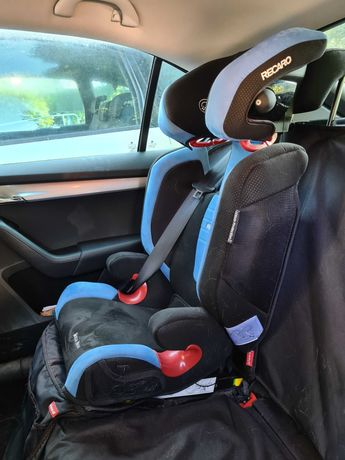 Fotelik Samochodowy Recaro Monza Nova 2 SeatFIX 15-36kg dla dziecka