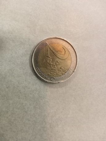 Moeda 2€ do 10° Aniversário da União Económica e Monetária