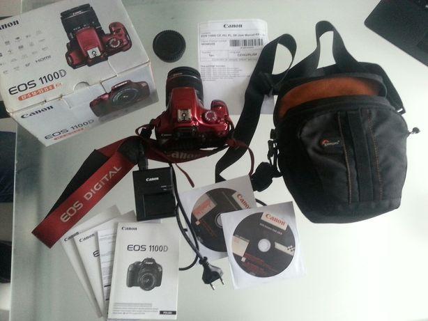 Canon eos 1100D polecam