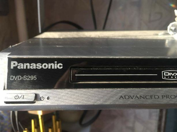 Видеоплеер DVD Panasonic
