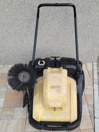 Zamiatarka Karcher KM70/30c Sprawna Szerokość 75cm + akumulator