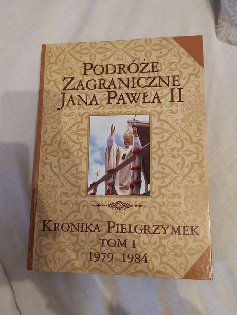 [TOMY 1-5) Podróże zagraniczne Jana Pawła II Kronika pielgrzymek