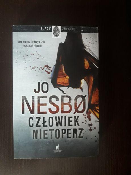 Jo Nesbo- Człowiek Nietopesz.