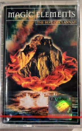 Clannad, The Best Of, Magic Elements, kaseta nowa w folii