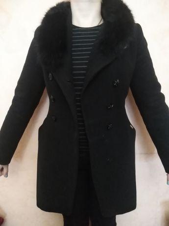 Пальто зимово-осіннє. Розмір L