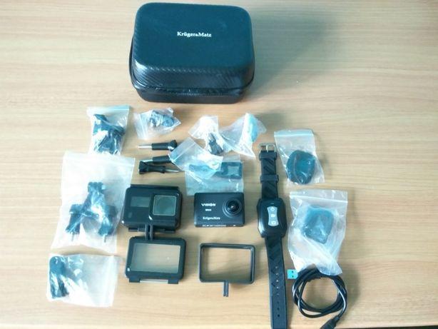 Kamera sportowa Kruger&Matz Vision P500 + Dużo Gratisów Gwarancja