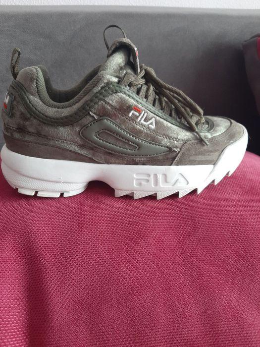 Продам женские кроссовки Fila Киев - изображение 1