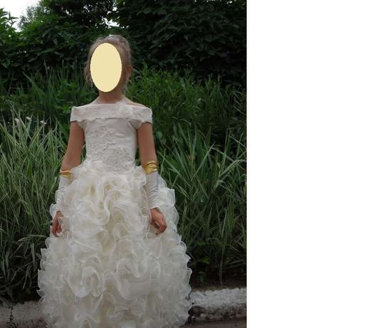 Платье для выпуска, бальн.танцев