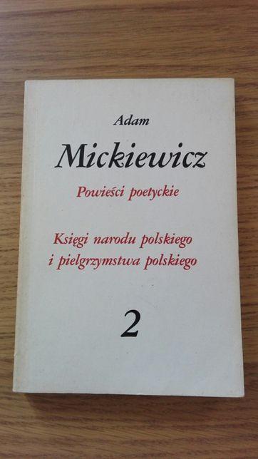 Adam Mickiewicz Powieści poetyckie, Księgi narodu i pielgrzymstwa pols