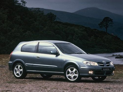 Nissan Almera n16 2.2 дизель разборка, запчасти...