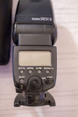 Lampa błyskowa Canon 580EX II Idealna Wrocław