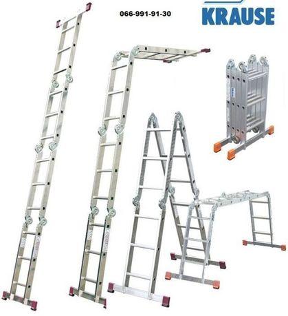Лестница трансформер Krause Corda MultiMatic 4х3 4х4 4х5 Оригинал