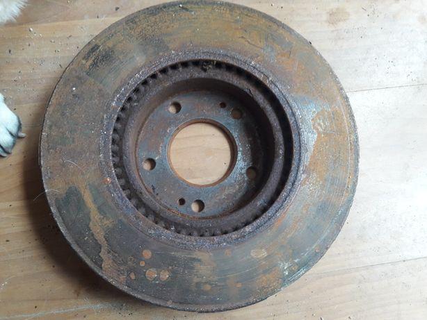 Тормозной диск передний Hyundai Sonata  Соната оригинал