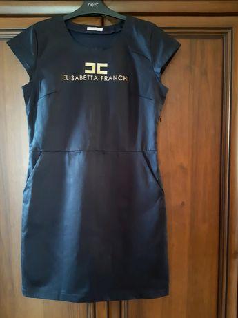 Śliczna sukienka Elisabetta Franchi L/XL Richmania
