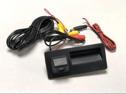 Камера заднего вида в ручку багажника VW TOUAREG GOLF PASSAT