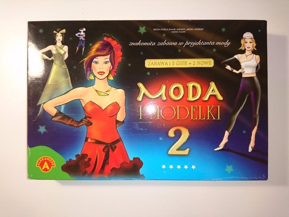 """Gra planszowa """"Moda i modelki 2"""" Alexander Gdańsk - image 1"""