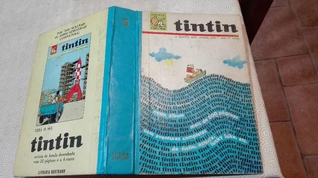 Revistas TIM TIM Com encadernação original
