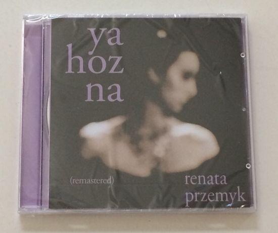 Renata Przemyk YAHO ZNA - nowa płyta CD (remastered)