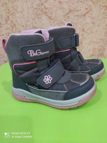 Термо ботинки B&G, 27 , размер