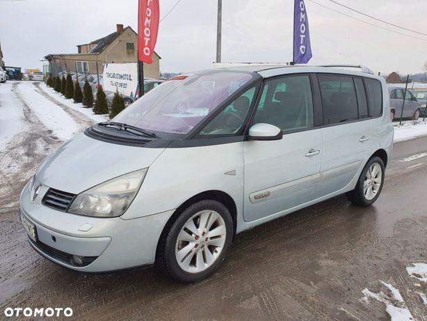 Renault Espace Bardzo Ładny Stan ** 3.0 v6 AUTOMAT ** 100 AUT w OFERCIE **