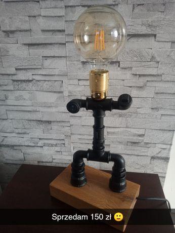Lampka Loft industrial