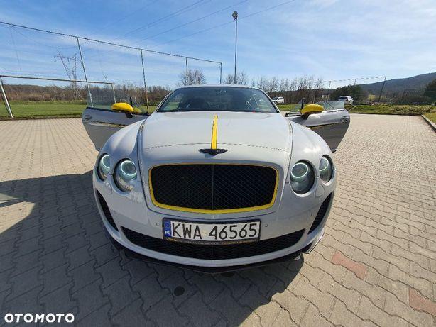 Bentley Continental GT Jedyny Taki w Polsce