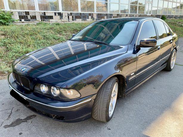 BMW e39 m62b3.5 ручка
