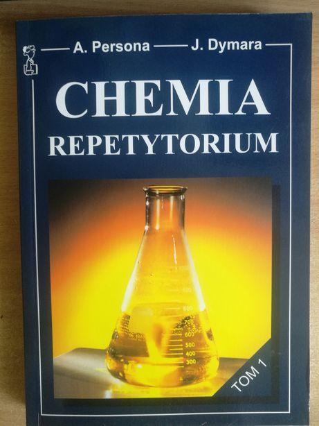 Repetytorium chemia Persona Dymara, tom 1