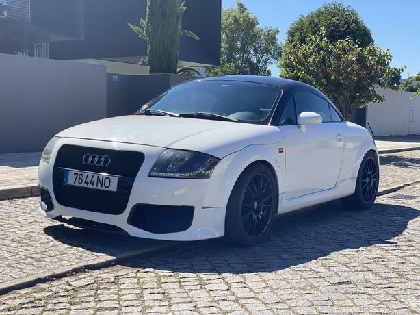 Audi TT 1.8 turbo Nacional