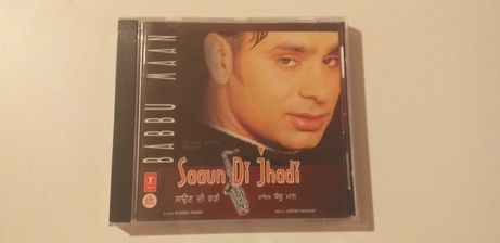 "Babbu Maan - "" Saaun Di Jhadi "" - CD - India - portes incluidos"