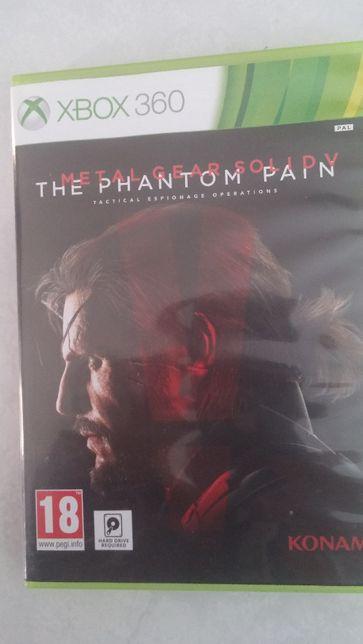 Jogo X-BOX 360 Metal Gear Solid V (The Phantom Pain)