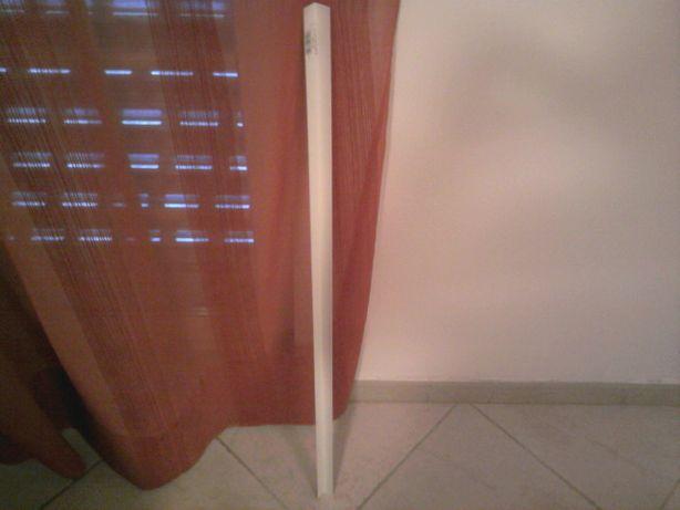 Perfil PVC 90cm.