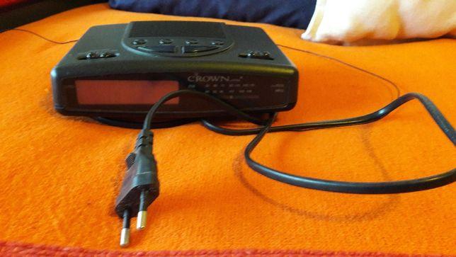 Rádio despertador eléctrico
