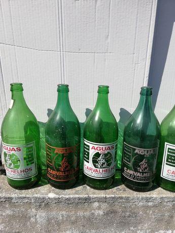 Para quem coleciona garrafas aqui tem uma boa oferta disto já não há