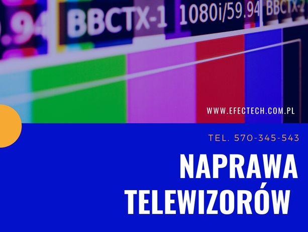 Naprawa telewizorów - Warszawa